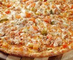 Blog Prenda Fit: Pizza de farelo de aveia na frigideira