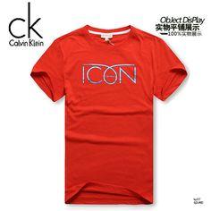 Calvin Klein T-Shirt 0024 [TSHIRTS 00673] - €25.99 :-vendrecasquette