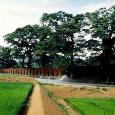 POTEMKIN – Post Industrial Meditation Park by Casagrande & Rintala « Landscape Architecture Works | Landezine