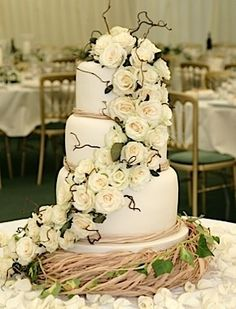 Thing Ontop Of Wedding Cake
