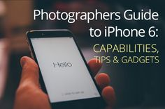 Photographer's Guid to iPhone 6: Capabilities, Tips & Gadgets. Image by Shawn Blanc
