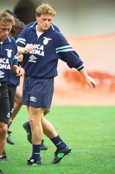 Paul Gascoigne (Lazio Rome)