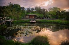 Underhill Valley Hobbit House, Waikato » Canopy Camping
