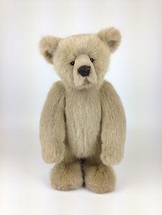 collectable artist teddy bear bears by fossil moss bears, natalie bell