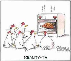 Reality TV or horror