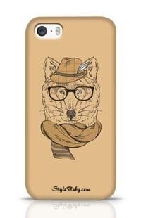 Mr. Fox Apple iPhone 5S Phone Case