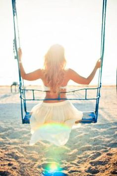 summer swinging