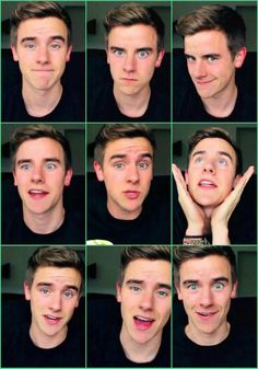 The many faces of Connor Franta