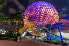 Epcot After Hours
