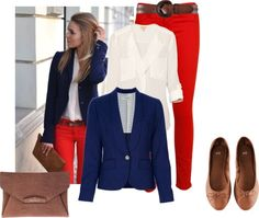Preppy College Style, College Fashion, What To Wear, Blazer, Polyvore, Jackets, Image, Down Jackets, Blazers