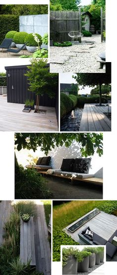 Perfect #garden look! Trädgårdsinspiration - Trendenser