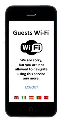claud-based Wi-Fi hotspot, now with abuse control and bandwidth management.