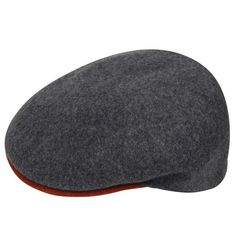 The Wool 504-S is a stiffened version of the iconic 504 by Kangol. 6ba9454c626