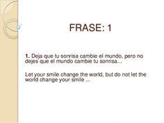 Frases De Amistad En Ingles Traducidas A Español Buscar