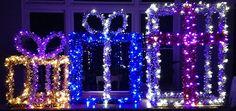 DIY Christmas Lights Presents