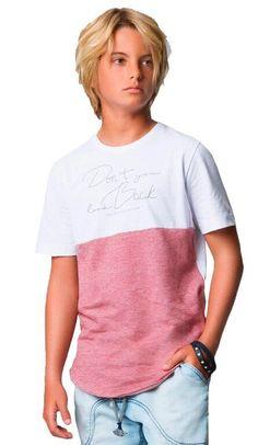 9ec2bd82c8 Camiseta Infantil Johnny Fox longer don´t you look back