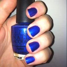 """""""blue in my mind"""" love this color."""