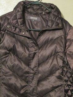 KENNETH COLE REACTION DOWN COAT SIZE XL #KENNETHCOLEREACTION #BasicCoat