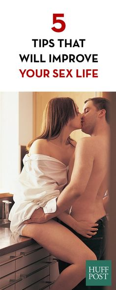 5 Tips That Will Improve Your Sex Life