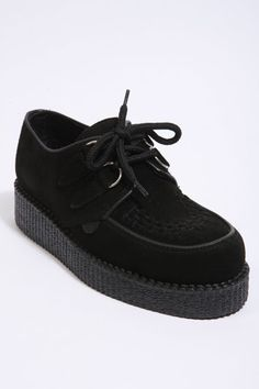 I've wanted a pair of Creepers since 8th grade and I sadly don't have a pair... Still!!!