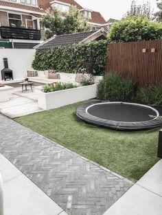 Small Backyard Gardens, Backyard Garden Design, Back Gardens, Outdoor Gardens, Garden Deco, Interior Garden, Rustic Outdoor, Outdoor Landscaping, Garden Styles