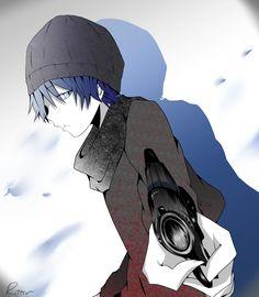 """Chiba Ryunosuke (Assassination Classroom) P.s. want to make money online? http://youtu.be/f7o1QQKU0UU"" - Previous  Woah this is cool :D"