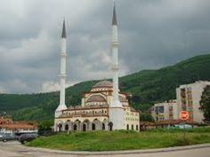 Kayseri camii, Dzamija u Goraždu in Bosnia and Hercegovina