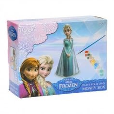 Disney Frozen Verf je eigen Spaarpot