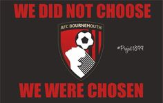 Division 4 when I started watching them - who'd have imagined . Afc Bournemouth, Porsche Logo, Division, Logos, Logo