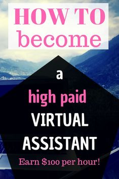 Become a virtual assistant and start at home work. You can earn money online and do one of the various work from home jobs or virtual assistant services that is there. This post will tell you how to make money from as a virtual assistant. Make Money Blogging, Make Money From Home, Way To Make Money, Make Money Online, Money Fast, Money Tips, Money Hacks, Blogging Ideas, Money Today