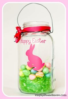 Super Saturday Crafts: Easter Jars