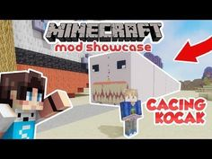 MOD SPONGEBOB PART 2 LEBIH RUSUH!! - MINECRAFT MOD SHOWCASE INDONESIA # 139