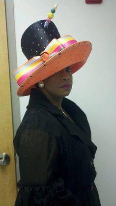 d9329a3488979e -Iris Apfel Harriet Rosebud Hats Louise D.Patterson Couture by Joyce  Richardson