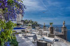 Hotel Bellevue Syrene - Sorrento Bellevue Syrene, Sorrento, Terrazzo, Luxury Travel, Swiming Pool