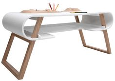 Rubens Children's desk White by Compagnie