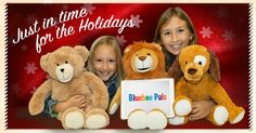 Win a $250.00 Shopping Spree at Toys 'R' Us - Just in time for the Holiday Season. Go to BluebeePals.com and all the details are in our Blog.  Bluebee Pals are adorable stuffed animals that sync to any Bluetooth enabled device. They make learning, laughing and loving easier.