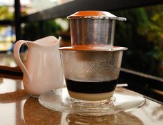 Vietnamese Coffee Culture - Hanoi-