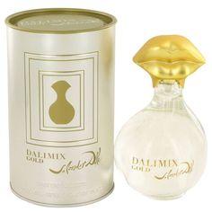 Dalimix Gold Perfume by Salvador Dali 3.4 oz Eau De Toilette Spray