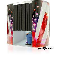 The JustPose™ Retro Booth