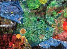 Le Sinergie: Un percorso di cinquanta dipinti che esplorano l'omonima tappa della sua ricerca. Una sala dedicata alle opere antologiche testimonia l'evolversi della pittura di Kiaris negli ultimi vent'anni attraverso segno e colore.