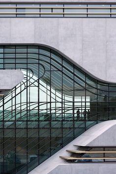 Pierresvives - Architecture - Zaha Hadid Architects