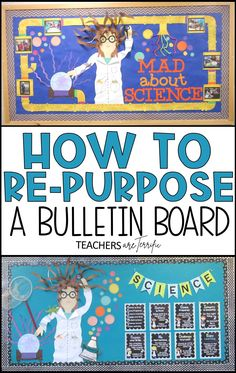 How to create an amazing scientist -3D bulletin board- tips and photos included for a fabulous board you can leave up all year long! Hallway Bulletin Boards, Science Bulletin Boards, Teacher Bulletin Boards, Back To School Bulletin Boards, The Important Book, Teaching Respect, Curriculum Night, Class Dojo, Classroom Procedures