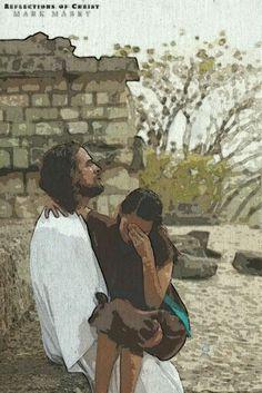 Jesus, my Comforter