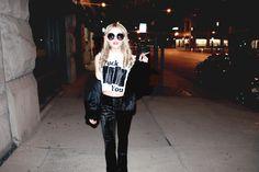 I Hate Blonde, New Round Fashion Designer Womens Sunglasses 8692