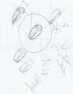 Dome Ring structural sketches