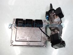 Used 2013 Honda Civic Engine Computer + Ignition & key  37820-R1A-A59 37820R1AA59 37820-R1Y-L41 37820R1YL41. Purchase from https://ahparts.com/buy-used/2013-Honda-Civic-ECU-Control-module-Engine-Computer-Ignition-key-37820-R1A-A59-37820R1AA59/105636-1?utm_source=pinterest