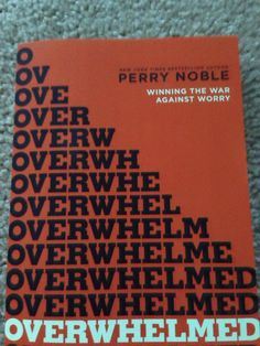 Great book by Pastor Perry Noble