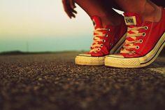 ffb8a10b36 hey md monster · SapatosPensamentos DiáriosVermelhoTênis De Chuck TaylorSapatilhas  VermelhasSapatilhas ConverseConverse VermelhoConverse All StarJeans