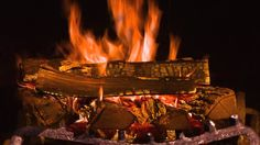 :: Cozy relaxing, and portable fireplace in HD ::