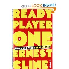 "Ready Player One ""It's set in a dystopian future where everyone jacks into and basically lives in an MMORPG called The Oasis. The creator of Oasis dies and sets up this elaborate game to determine who is going to inherit the game, the company and his billions of dollars. The game is all based on 80s pop culture-- music, atari games, movies and TV. It was awesome! Basically Willy Wonka for geeks."""